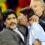 """Μαραντόνα: Συγκλονιστική φωτογραφία – Όλοι οι """"θρύλοι"""" του ποδοσφαίρου υποκλίνονται στο μεγαλείο του"""