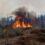 Πάτρα: Νέα φωτιά στον Προφήτη Ηλία στα Συχαινά